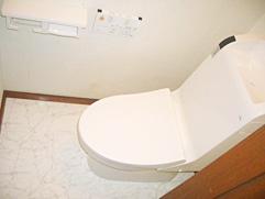 横須賀市K邸 トイレ改修